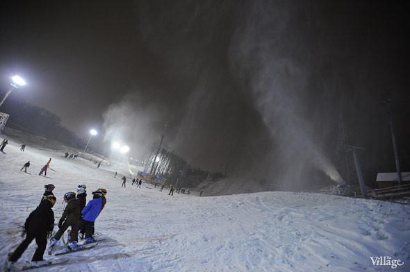 В Киеве заработал горнолыжный комплекс «Протасов Яр». Изображение № 3.