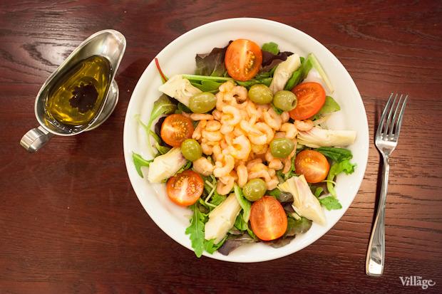 Салат с креветками — 300 рублей. Изображение №26.