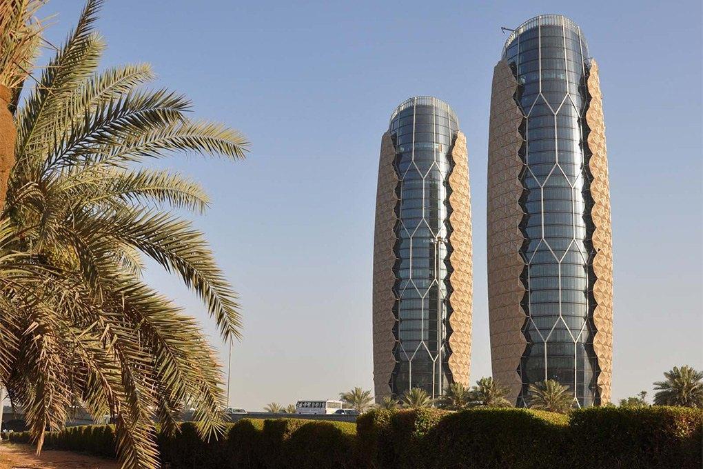 Hopes Tech: 15 самых эффектных небоскрёбов мира. Изображение № 37.