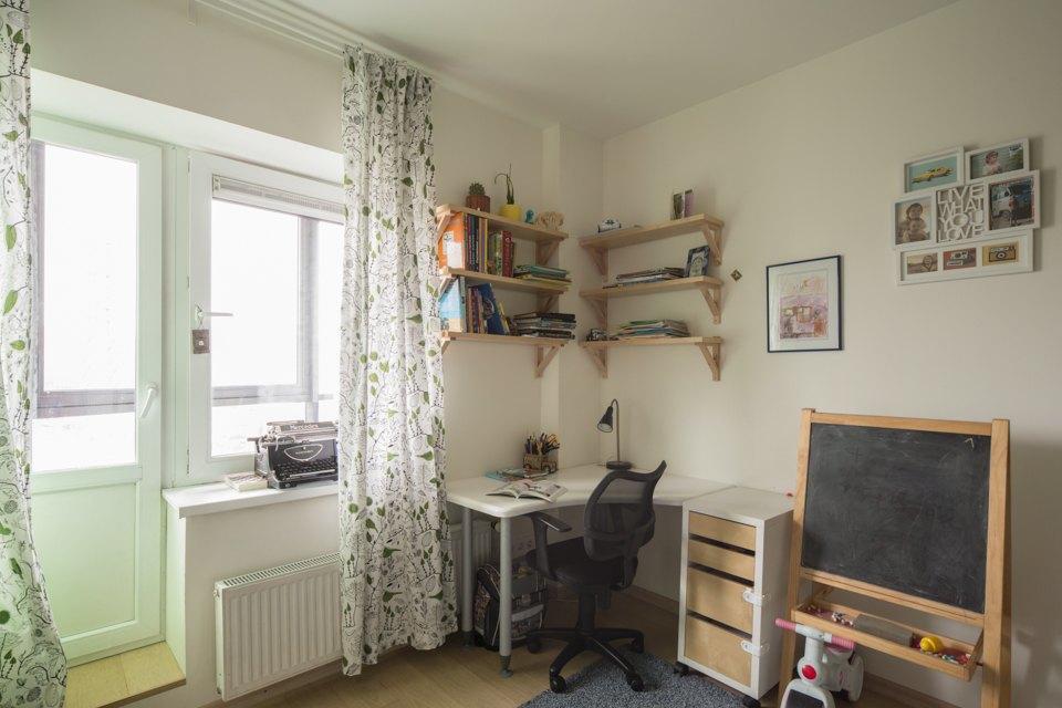 Детская с балконом: 70 фото, идеи дизайна и ремонта.