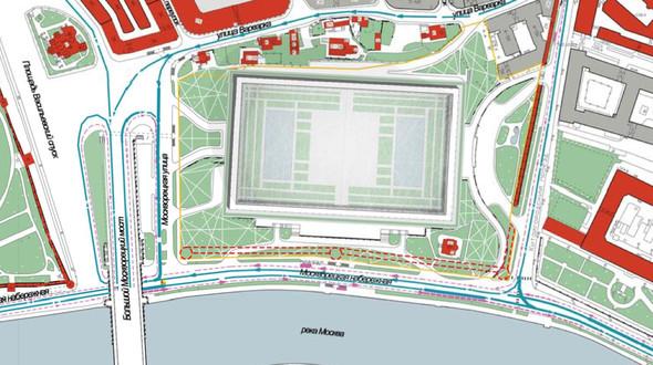 Москомархитектура выбрала 118 проектов парка в Зарядье. Изображение № 18.