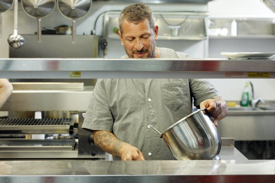 Шеф-повар иресторатор Айзек Корреа ожизни после Москвы. Изображение № 4.