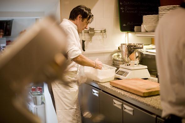 Изображение 30. Фоторепортаж с кухни: Ресторан «Бонтемпи».. Изображение № 43.
