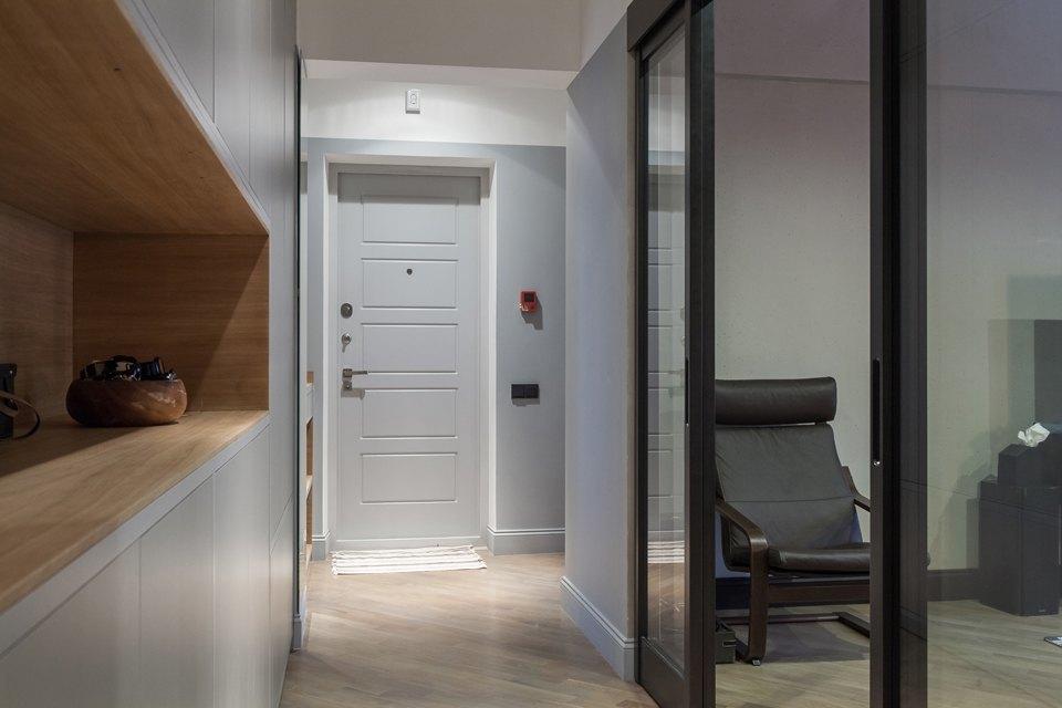 Трёхкомнатная квартира для холостяка наТишинке. Изображение № 5.