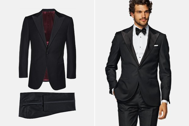 Где купить чёрный костюм: 9 вариантов от5 до45 тысяч рублей. Изображение № 9.