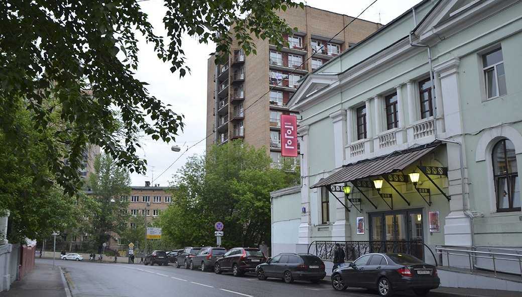 «Гоголь-центр». Изображение № 10.