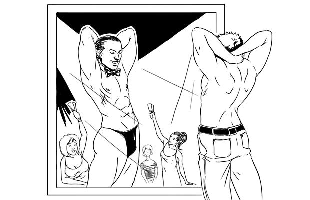 Как всё устроено: Мужской стриптиз. Изображение № 1.