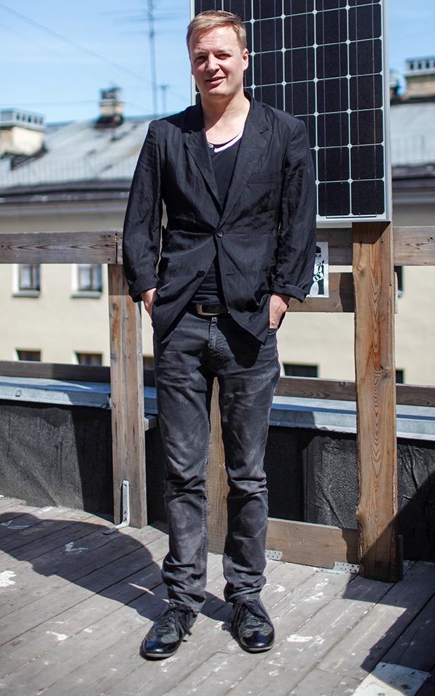 Внешний вид: Савелий Архипенко, креативный директор «Лофт Проекта Этажи». Изображение № 1.
