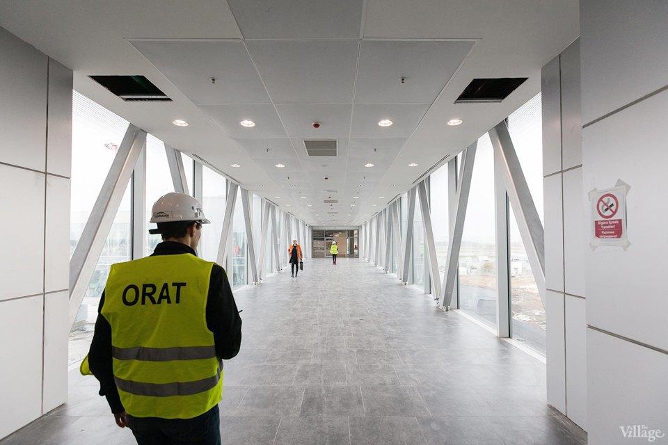 Тест The Village: Как работает новый терминал аэропорта Пулково. Изображение № 9.