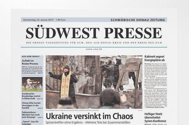 Взгляд со стороны: Западные СМИ — о событиях на Украине. Изображение № 26.