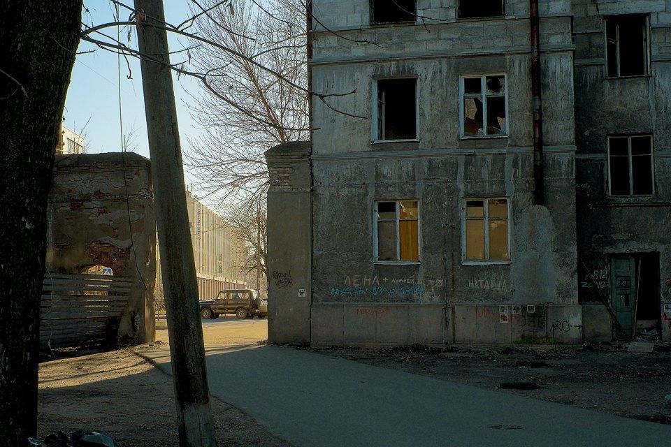 На районе: Красногвардейский глазами Михаила Протасевича. Изображение №12.