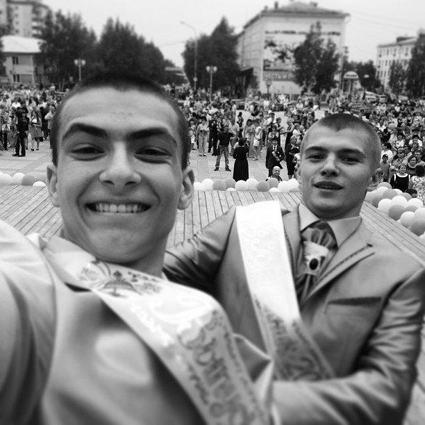 Выпускной-2013 вснимках Instagram. Изображение №9.