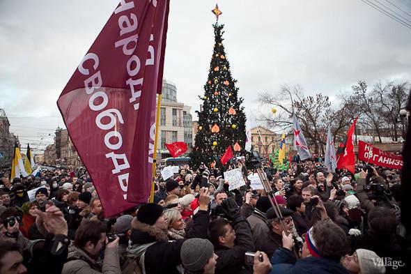 Онлайн-трансляция (Петербург): Митинги за честные выборы. Изображение № 28.
