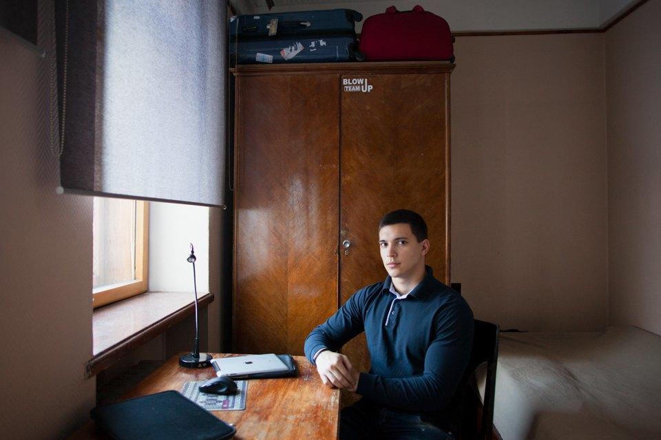 Как студенты живут в московских общежитиях. Изображение № 1.