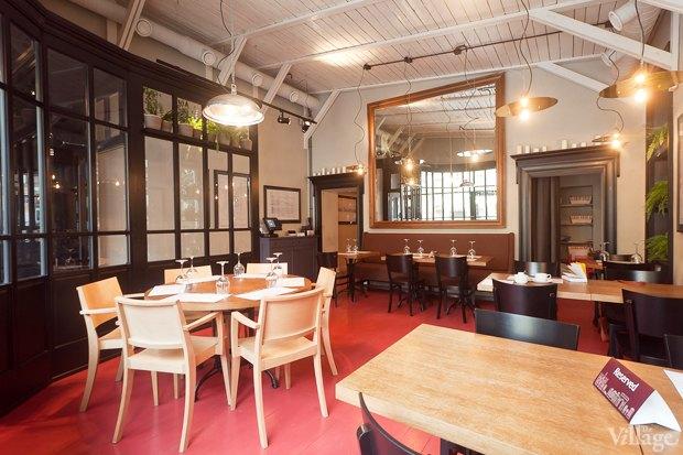 Новое место: Ресторан Schengen. Изображение № 8.