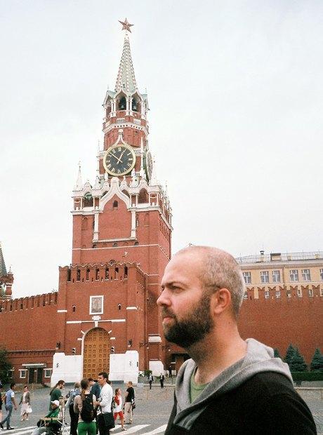 Итоги сезона: Туристы вМоскве. Изображение № 11.