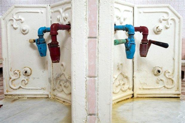 Банный лист: 12 общественных бань Москвы. Изображение № 34.