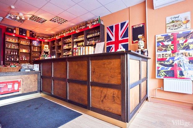 Все свои: Пивбар и магазин на «Пионерской». Изображение №3.