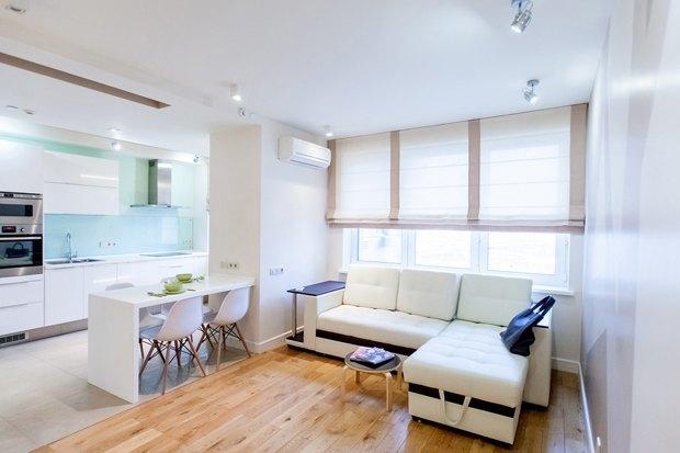 Комната особого назначения: Как обустроить гостиную. Изображение № 3.