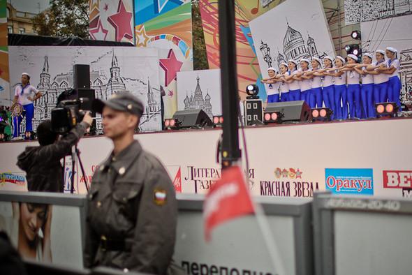 Универсальное поздравление: День города на московских улицах. Изображение № 18.