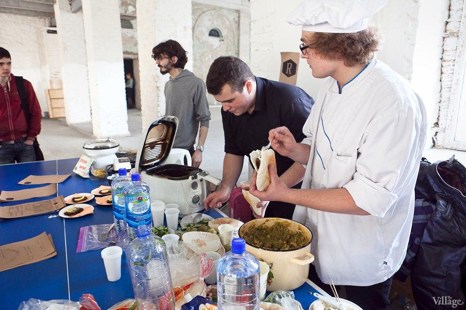 Люди в городе: Участники тестового ресторанного дня вПетербурге. Изображение № 7.