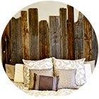 Как изголовье кровати может изменить внешний вид спальни. Изображение № 10.