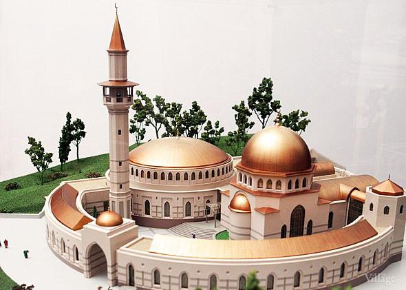 В Киеве открылась первая мечеть. Зображення № 7.