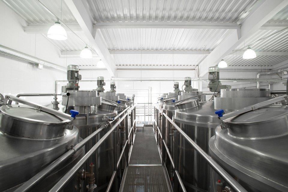 Как делают молочные продукты. Изображение № 15.