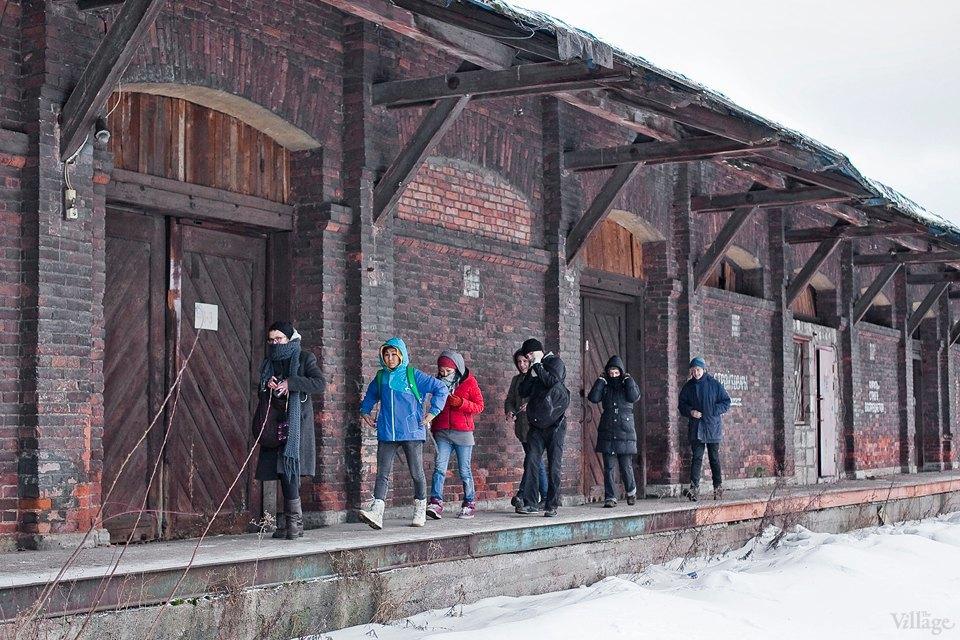 Станция прибывания: Как активисты защищают здания Варшавского вокзала. Изображение № 34.