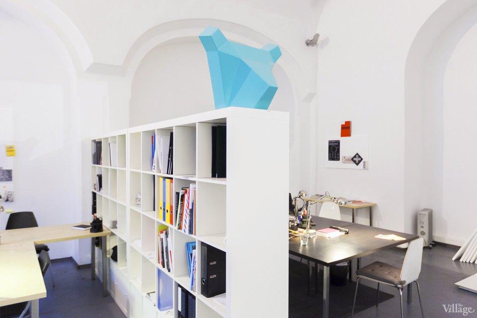 Интерьер недели (Петербург): Офис биеннале современного искусства Manifesta 10. Изображение № 3.