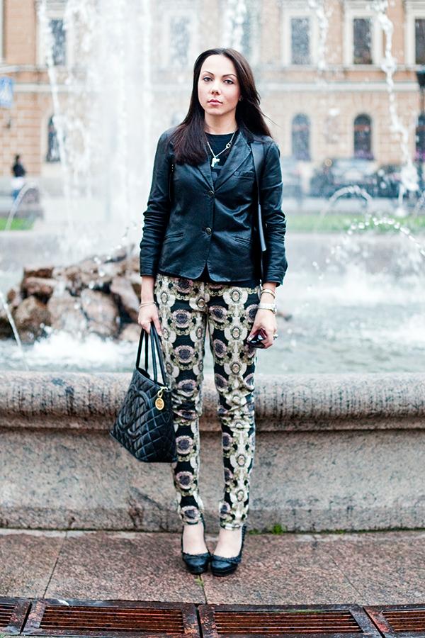 Внешний вид: Карина Курганова, хозяйка Retro Shop. Изображение № 1.
