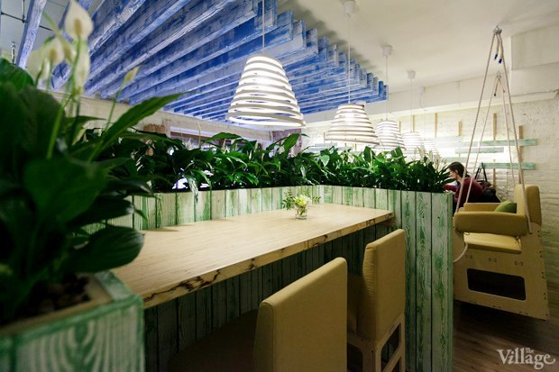 Новое место: Кафе «Укроп» на Малой Конюшенной . Изображение № 5.