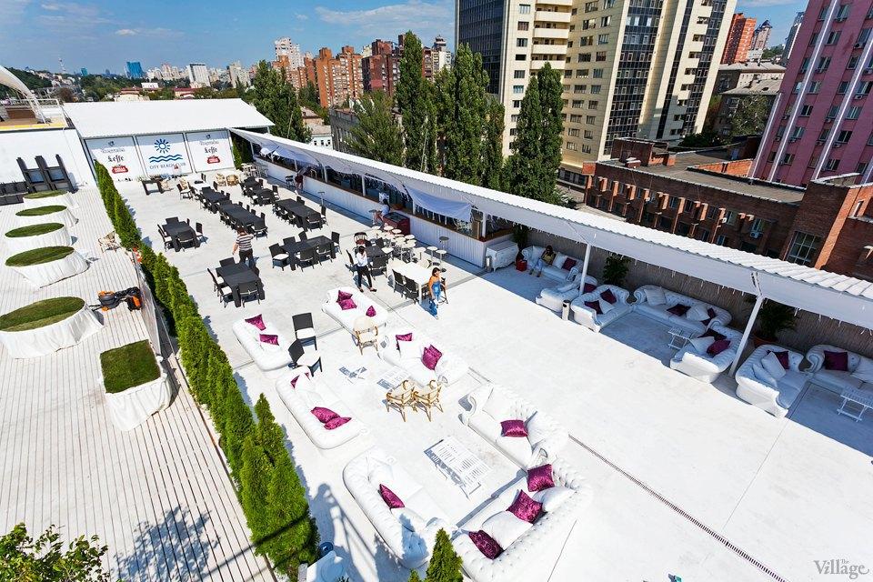Фоторепортаж: Пляжный клуб на крыше Ocean Plaza . Изображение № 10.