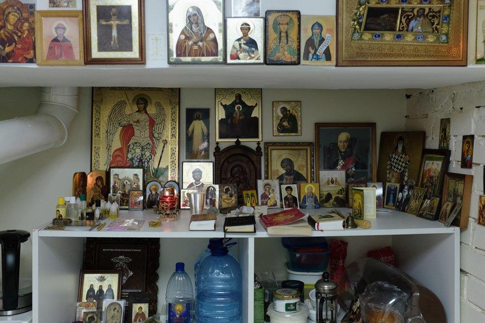 Участники православного клуба единоборств — овере инасилии. Изображение № 7.