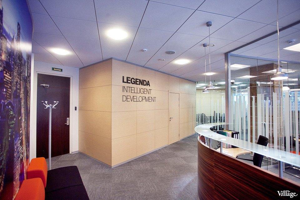 Офис недели (Петербург): Legenda Intelligent Development. Изображение № 4.