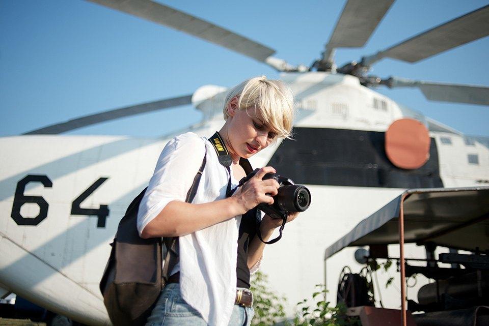 Фотосъёмка в Музее авиации. Изображение № 7.