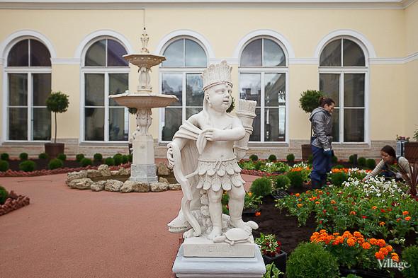 Фоторепортаж: Висячий сад Эрмитажа после реставрации. Изображение № 19.