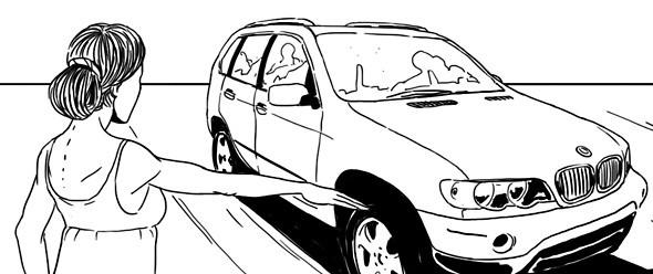 Эксперимент The Village: Как обманывают таксисты. Изображение № 4.