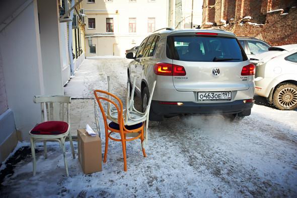 Объекты Романа Карпова для кафе Delicatessen. Изображение № 34.