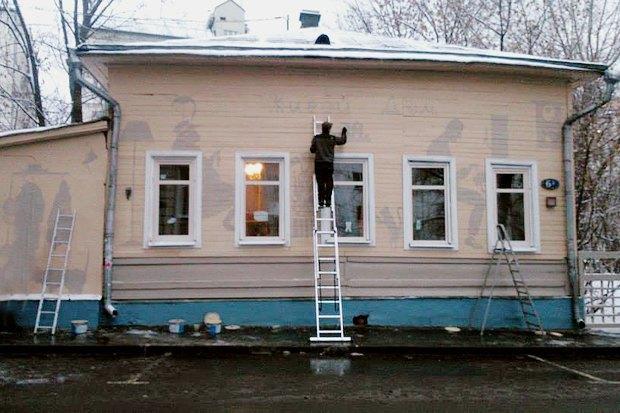Как превратить заброшенный дом в детский центр. Изображение № 23.