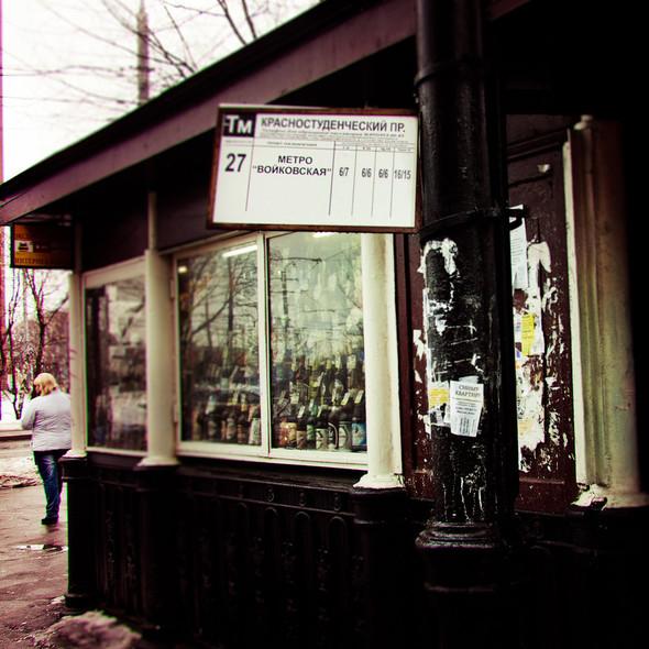 В зоне риска: Трамвайная остановка «Красностуденческий проезд». Изображение № 9.