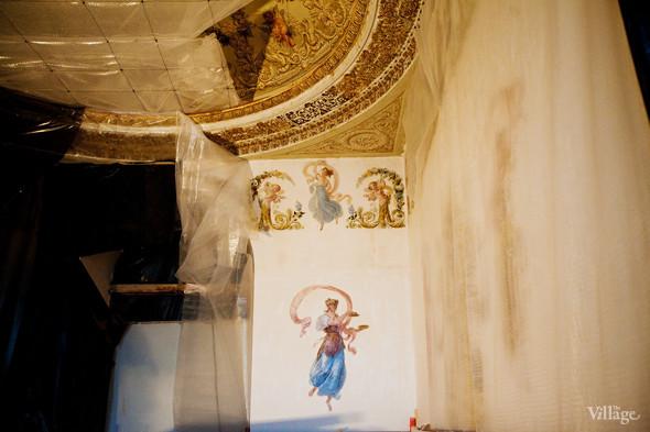 Фоторепортаж: Реконструкция Главного штаба изнутри. Изображение № 36.