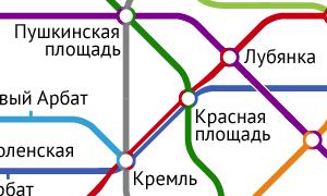 Челябинский дизайнер предложил упростить московское метро. Изображение № 3.