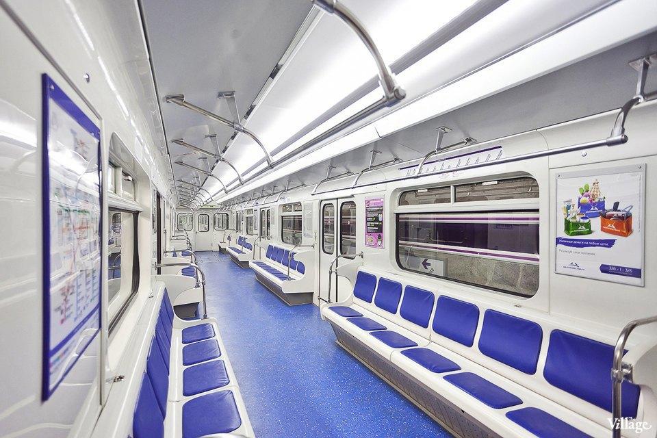 Фоторепортаж: Станции метро «Международная» и«Бухарестская» изнутри. Изображение № 13.