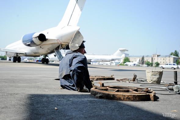 Фоторепортаж: Новый терминал аэропорта Киев — за день до открытия. Зображення № 35.