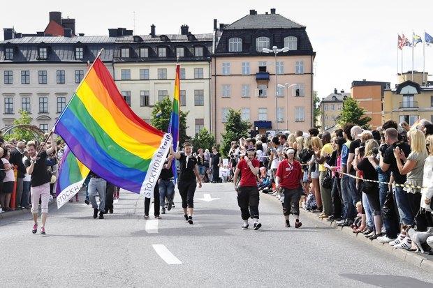 Иностранный опыт: Как геи работают в шведской полиции. Изображение № 8.