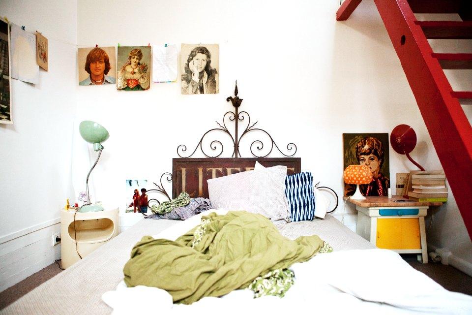 Квартиры мира (Париж): Дом в районе Монтрёй. Изображение №25.