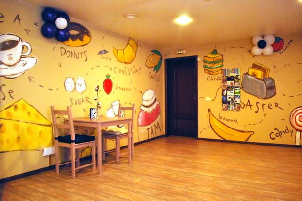 На «Первомайской» открылось кафе Indigo. Изображение № 4.