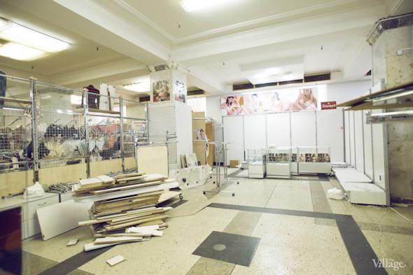 Фоторепортаж: Последний день работы киевского ЦУМа. Зображення № 15.