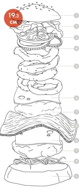Между булок: Внутренности 20 московских бургеров. Изображение № 185.